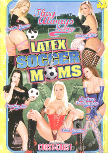 Latex Soccer Moms Box Cover