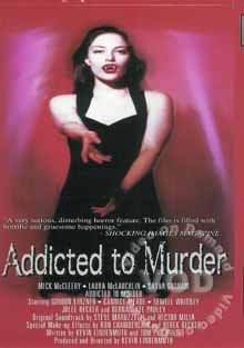Addicted To Murder Box Cover