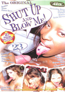Shut Up And Blow Me! 23 Box Cover