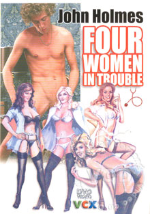 Four Women In Trouble Box Cover