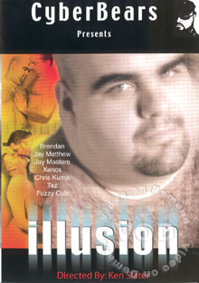 Illusion Box Cover