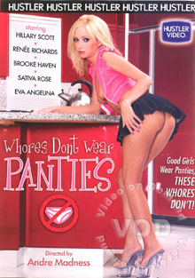 Whores Don't Wear Panties Box Cover
