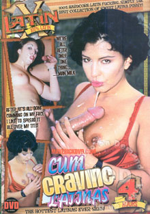 Cum Craving Latinas Box Cover