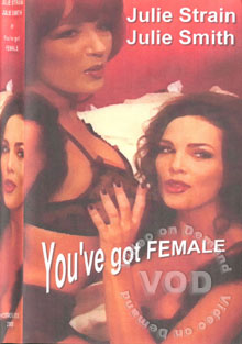 You've Got Female Box Cover