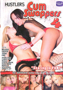 Cum Swappers 4 Box Cover