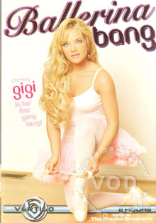 Ballerina Bang Box Cover