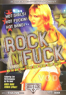Rock N Fuck Box Cover