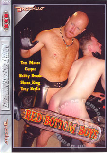 Red Bottom Boys Box Cover