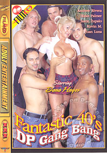 Fantastic 40's DP Gang Bang Box Cover