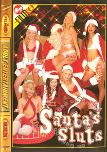 Santa's Sluts Box Cover