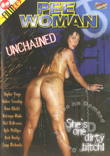 PeeWoman Unchained Box Cover