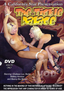 The Tickle Palace Box Cover