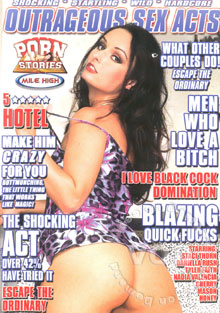 Outrageous Sex Acts Box Cover