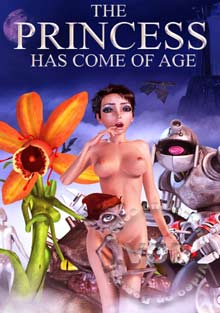 The Princess Has Come Of Age Box Cover