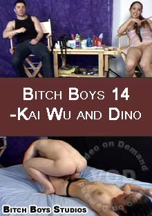 Bitch Boys 14 - Kai Wu and Dino Box Cover