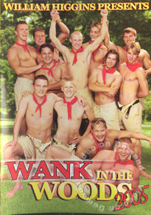 Wank In The Woods 2005 Box Cover
