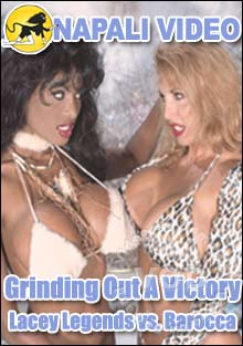 Grinding Out A Victory - Lacey Legends vs. Barocca Box Cover
