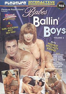 Babes Ballin' Boys Volume 5 Box Cover