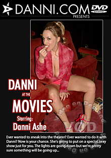 Danni At The Movies Box Cover