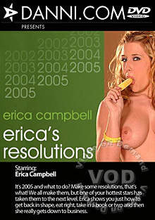 Erica's Resolutions Box Cover