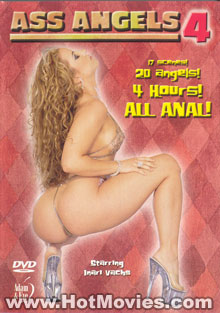 Ass Angels 4 Box Cover