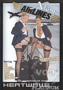 Xtasy Airlines Box Cover