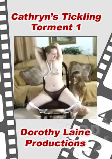 Cathryn's Tickling Torment 1 Box Cover