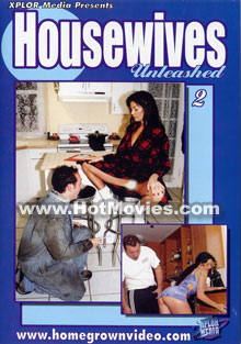 Housewives Unleashed 2 Box Cover