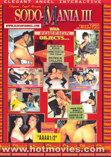 Sodomania 3: With Foreign Objects Box Cover