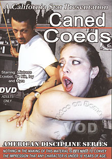 Caned Coeds Box Cover