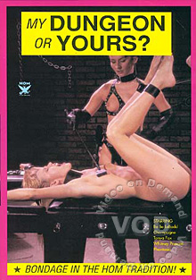 My Dungeon Or Yours? Box Cover