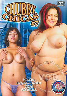 Chubby Chicas #7 Box Cover