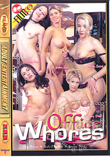 Office Whores Box Cover
