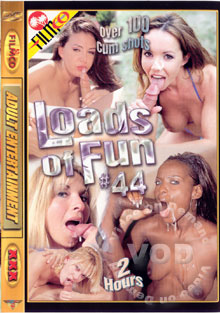 Loads of Fun #44 Box Cover
