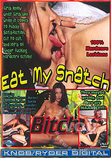 Eat My Snatch Bitch Box Cover