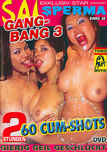Sperma Gang-Bang 3 Box Cover