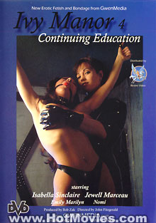 Ivy Manor 4: Continuing Education Box Cover