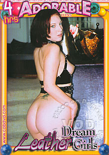 Leather Dream Girls Box Cover - Login to see Back