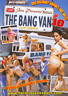 The Bang Van #10 Box Cover