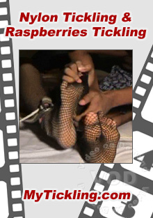 Nylon Tickling & Raspberries Tickling Box Cover