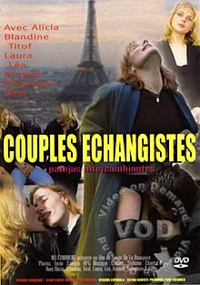 Couples Echangistes Box Cover