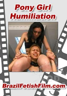 Pony Girl Humiliation Box Cover