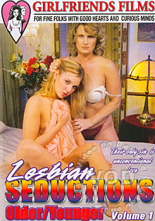 Lesbian Seductions Older/Younger Vol. 1 Box Cover