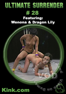 Ultimate Surrender #28 Featuring Wenona & DragonLily Box Cover