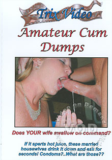 Amateur Cum Dumps Box Cover