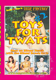 Toys For Twats #2 Box Cover
