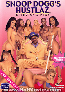 Snoop Dogg's Hustlaz: Diary of a Pimp Box Cover