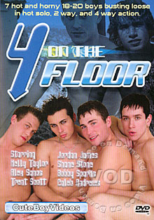 4 On The Floor Box Cover