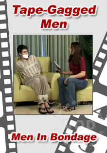 Tape-Gagged Men Box Cover