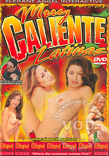 Muy Caliente Latinas Box Cover